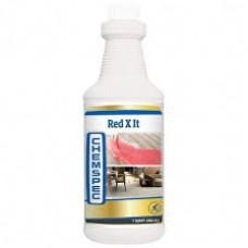 CHEMSPEC Red X It 946ml - Odstraňovač syntetických škvŕn z kobercov a čalúnenia